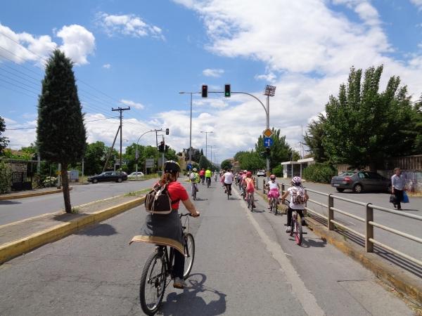 Σε απογευματινή ποδηλατάδα σας προσκαλεί ο ΕΟΣ Τρίπολης